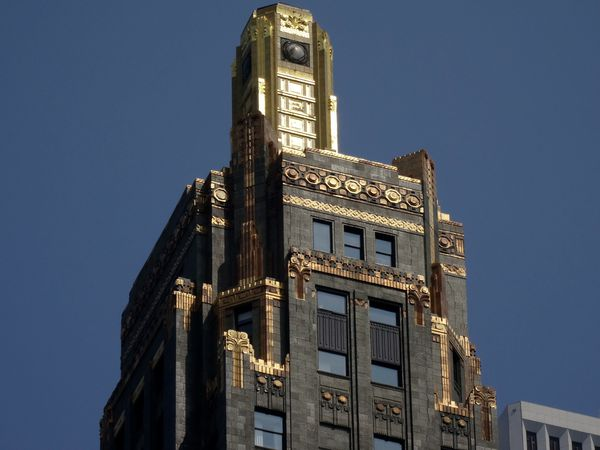 Chicago Immeuble Carbide and Carbon 2