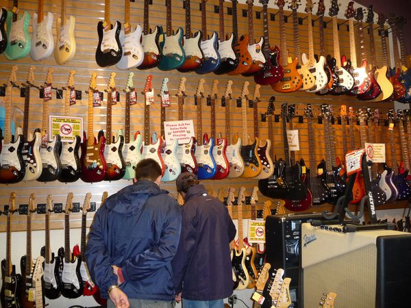 San Francisco Haight Ashbury Music Center