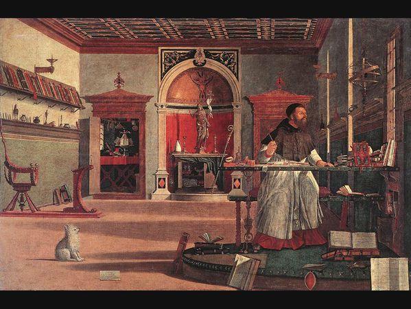 1450-1525ItalianHighRenaissanceCarpaccioVittoreVisionofStAu