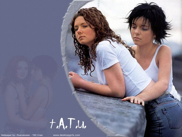 t.A.T.u. - ( Tatu ) - All the things she said
