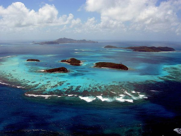 The Tobago Cays, Grenadines - Charterworlds
