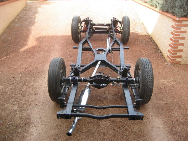 Chassis-tr3b 9568