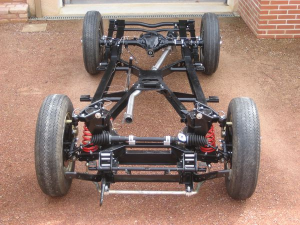 Chassis-tr3b 9572