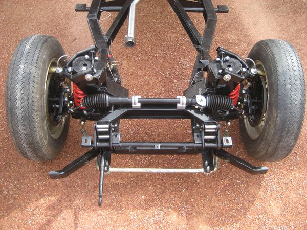Chassis-tr3b 9573
