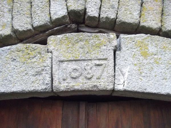 Linteau 1087