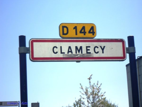 Aire De Camping Car Clamecy