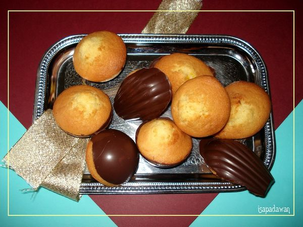 madeleines coques chocolat (5)