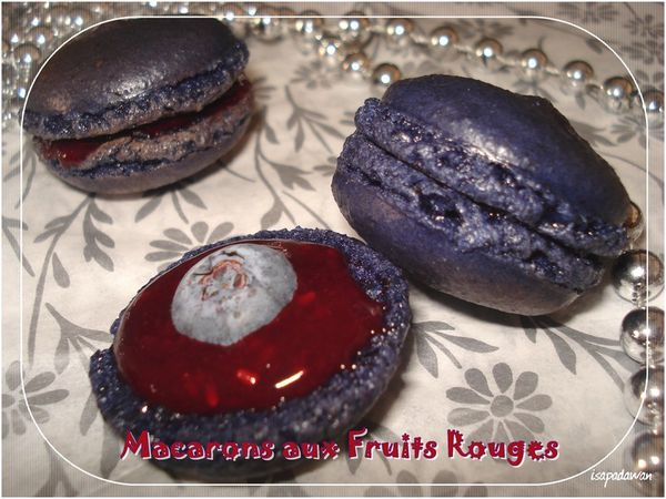 macarons fruit rouges (1)