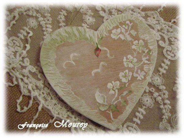 montage coeur peint églantines