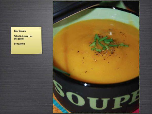 velouté de carottes aux panais.001
