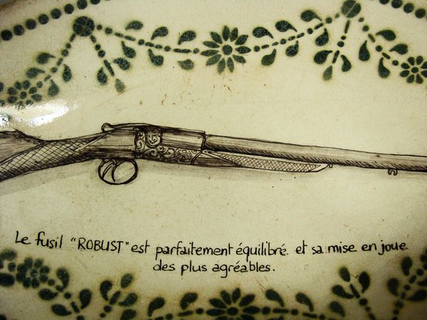Coupelle Fusil Robust-3