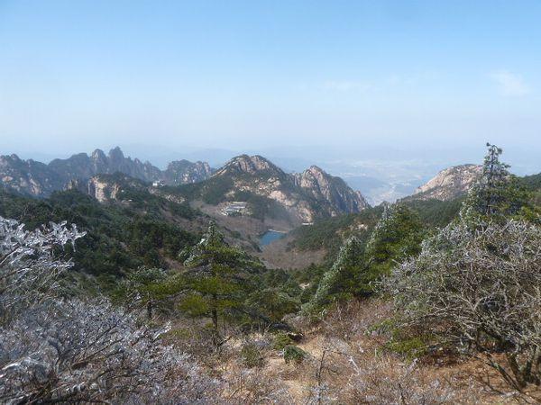 P1190856 Huangshan, Montagnes Jaunes