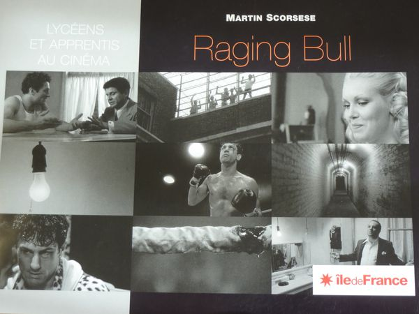apprentis au cinema RAGING BULL