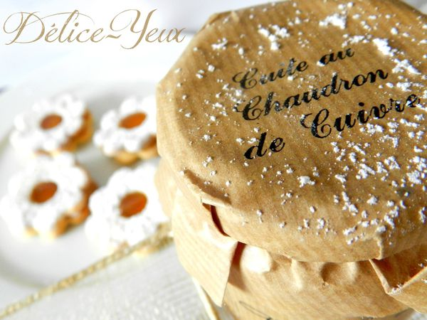 Lunettes Abricots Amandes 1