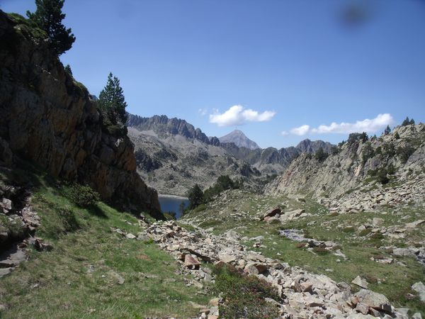 Photos Lac de Campana 5 juillet Paul Arnaud Idris 174