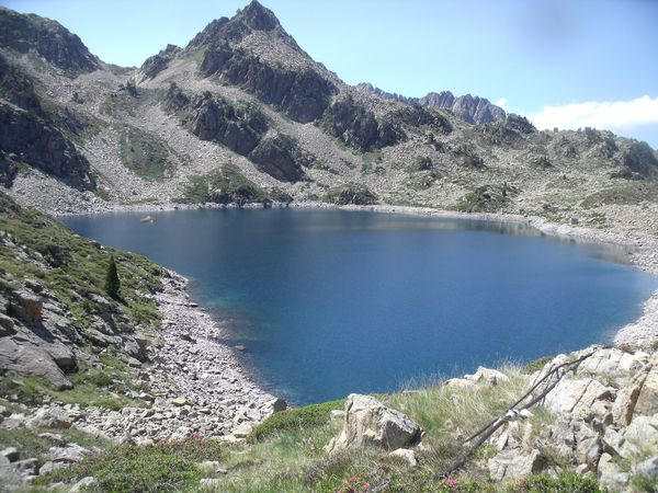 Photos Lac de Campana 5 juillet Paul Arnaud Idris 178