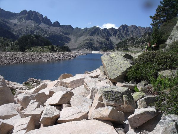 Photos Lac de Campana 5 juillet Paul Arnaud Idris 185