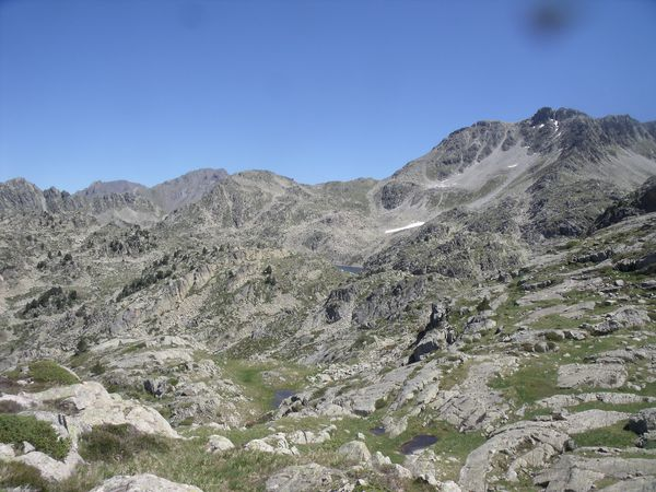 Photos Lac de Campana 5 juillet Paul Arnaud Idris 164