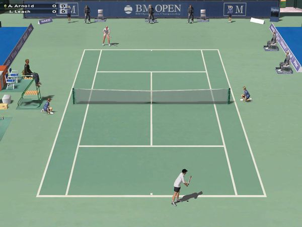 Dream Match Tennis capture 0
