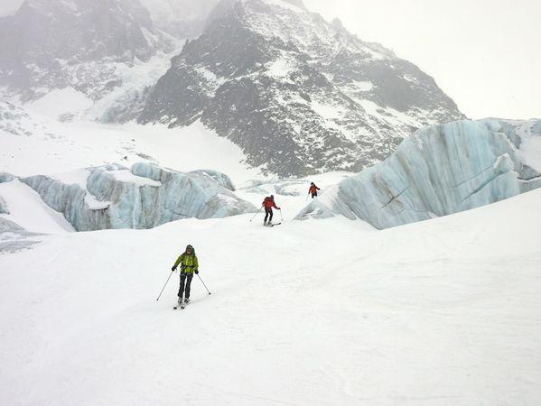 Vallée Blanche mars 10