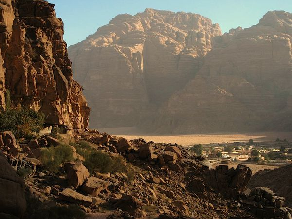 Wadi Rum 11-01-The pilar of wisdom