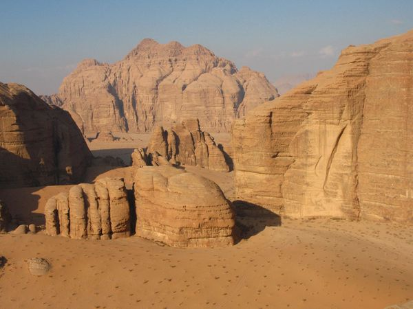 Wadi Rum 8-24 Barrah canyon