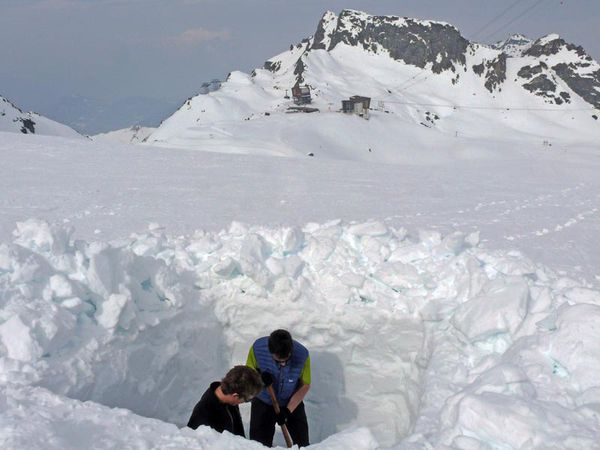 glacier Tortin 1