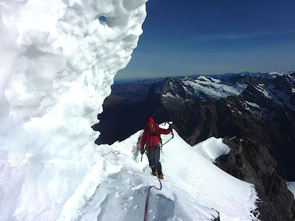 Eiger face nord 37