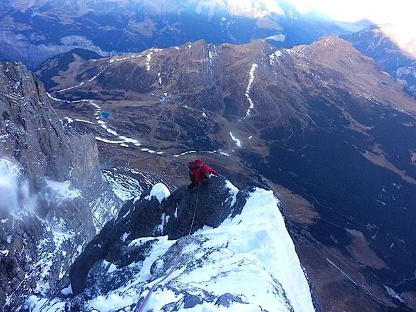 face Nord Eiger 06