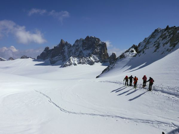 Chamonix Zermatt J2-12