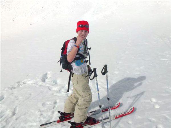 Ski de randonnée Beugeant 2