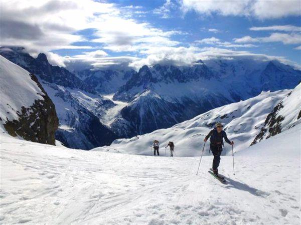 Ski de randonnée Beugeant 3