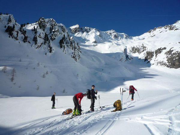 ski de rando bel oiseau 1