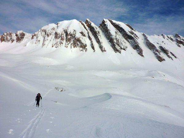 ski de randonnée orgères 06