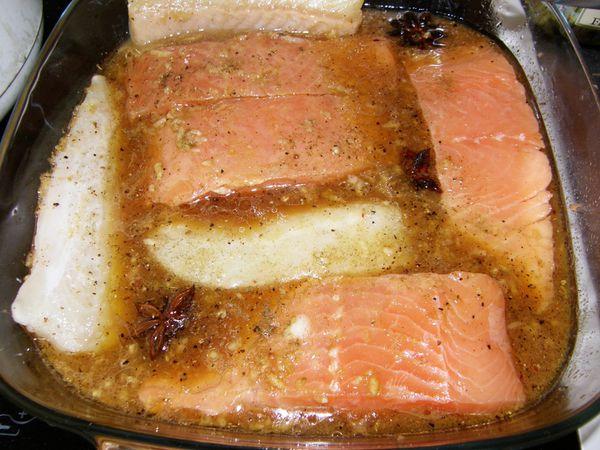 marinade pour poissons au barbecue le blog en kuissine avec coco. Black Bedroom Furniture Sets. Home Design Ideas