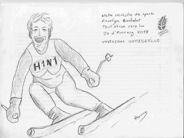 ski x 1