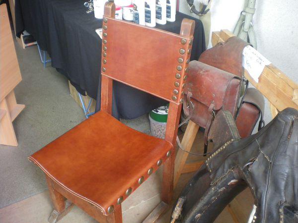 chaise espagnol. Black Bedroom Furniture Sets. Home Design Ideas