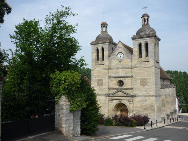 Eglise de Médan