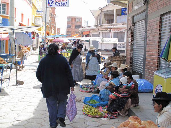 Copacabana marché