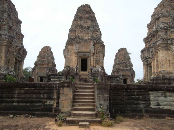 Angkor, temple 2