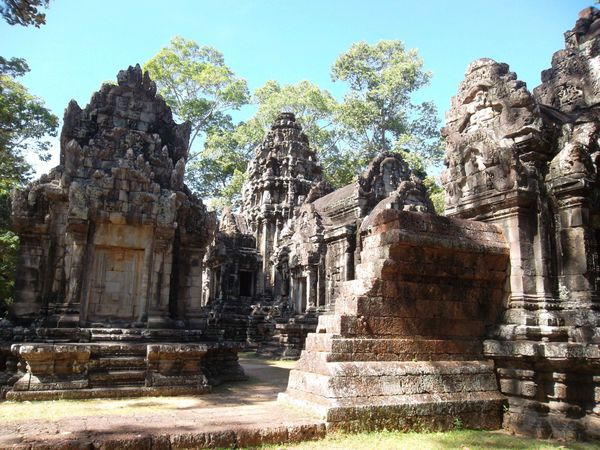 Angkor, temple 3
