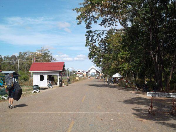 Frontière Cambodge-Laos