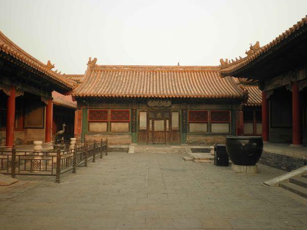 Beijing, forbidden city 8