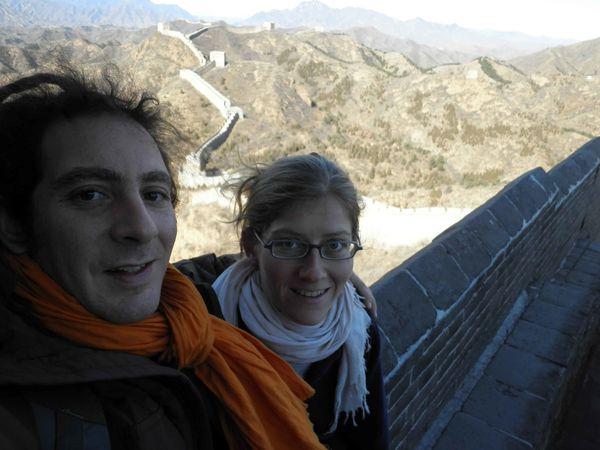 Beijing, muraille 4