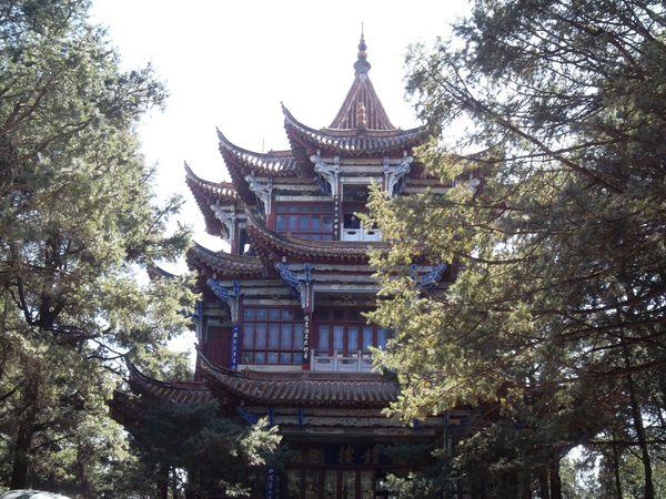 Kunming, golden temple 6