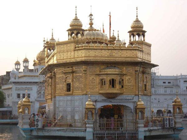 Amritsar, temple d'or 2