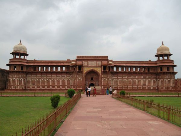 Agra, fort 1