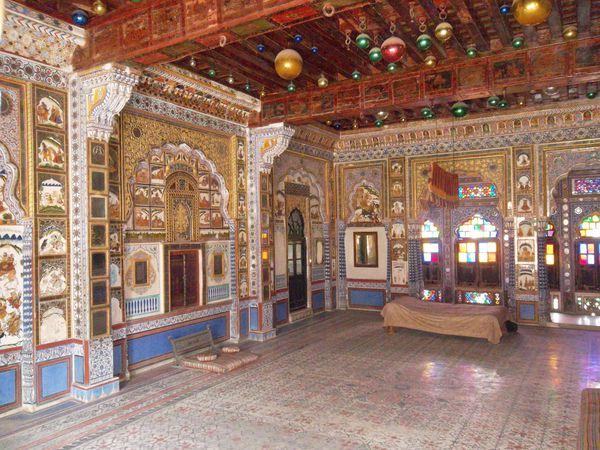 Jodhpur, chambre du fort 2