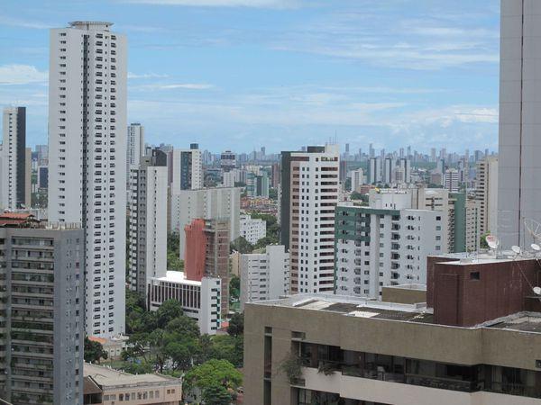 Recife vue