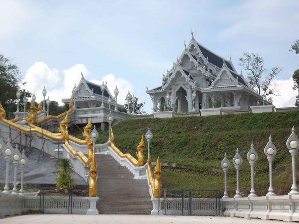 Krabi, temple
